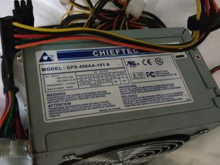 Блок питания Chieftec 400 Вт