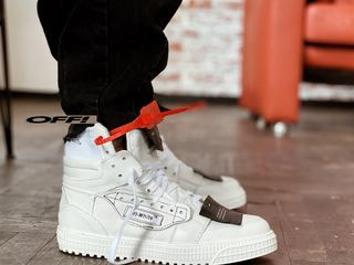Кроссовки Off-White Off-Court 3.0 White Unisex