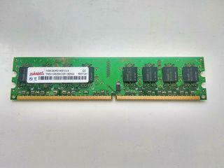 1Gb DDR2 для Intel и AMD