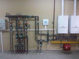 Системы кондиционирования и отопления