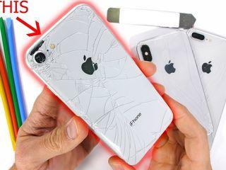 Замена стекла дисплея или задней крышки на любых моделях Samsung, iPhone, Xiomi....
