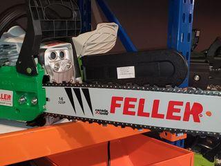Ferăstrău cu lanţ pe benzină Feller ECS400 - garantie 1 an-credit Magazin Agroteh -Construct Depo!