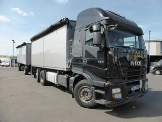 Iveco AS 260 S 45 6x2