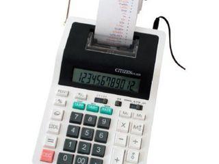 Калькуляторы с печатью,бухгалтерские,научные