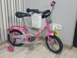 Bicicleta Puky pentru fetite 2-5 ani