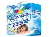 Der Waschkonig  стиральный безфосфатный порошок для деток с рождения.