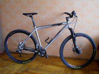 Продам отличный велосипед shimano deore 6000 леев