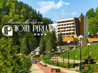Tratament la Slanic Moldova !!! Hotel Perla 4* - 265 euro/5 nopti.