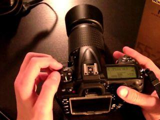 Nikon D80 profesional
