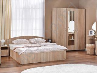 Dormitor Ambianta Inter (Bardolino) - 6840 Lei! Mobila este noua! Vind la pret redus!