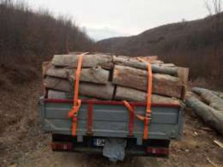lemne cu livrare la domiciliu