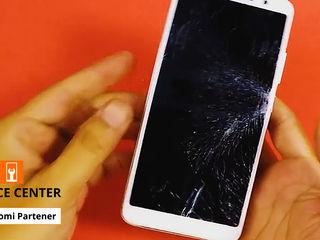 Xiaomi RedMi S2 Треснул экран -заберём, починим, привезём !!!