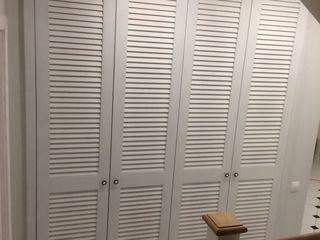 Uși lamelare pentru bucătării