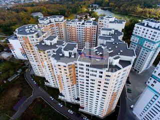 Apartament cu 2 odai dat in exploatare,Centru,Varianta alba, linga MallDova