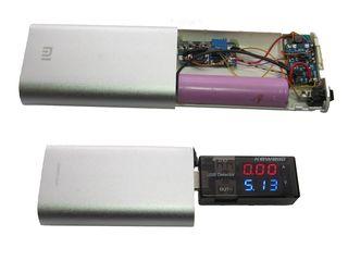 Reparatii powerbank (schimbarea conectorului, bateriei, etc.)