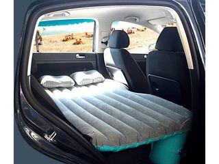 Надувной спальный матрас для автомобиля машины
