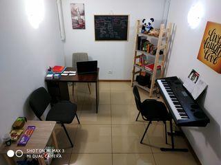 Уроки игры на пианино- на синтезаторе