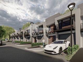 Townhouse cu 2 nivele, Stăuceni 105000 € !