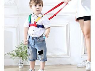 Вожжи детские. Для обучения ходьбе ребенка. Новые! 190 лей!