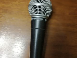 Microfon cu cablu shure sm 58 orijinal