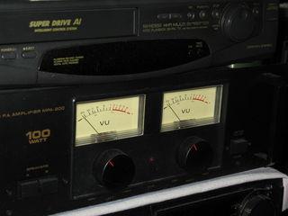 Продам Стерео усилитель  два по 100 ватт Radio-Shaek-MPA-200