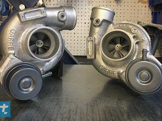Reparatia turbineior volkswagen caddy , t4  t5 68-140 cai putere garantie 12 luni