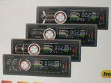 Автомобильные магнитолы 4х45Вт с гарантией 1 год и с доставкой