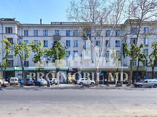 Продажа 4 -х комнотной квартиры, Центр, бул. Штефан чел Маре, с первым взносом в 22 500 €!