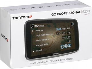 Tomtom truck/camion wifi 6200