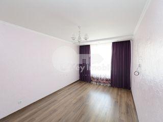 Apartament - bloc nou, 1 cameră cu euroreparație, Durlești 26000 €