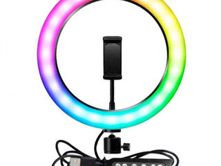 Лампа для детей 26 смRGB+подарок браслет антисептик/ Lampa pt copii 26cm RGB+cadou bratara