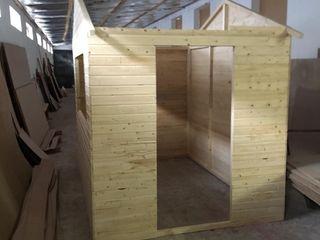 Ларек деревянный