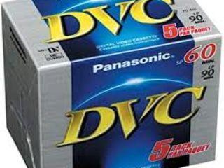 mini DV Sony Panasonic TDK