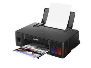 Принтер canon pixma g1411 струйный/ цветной/ черный