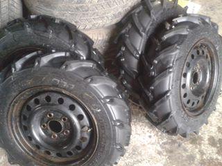 Новые шины тракторного типа 6,5-80-15 BKT AS 505. ЦЕНА за  1 шт, Луаз,Нива.Минитрактор ,Мотоблок