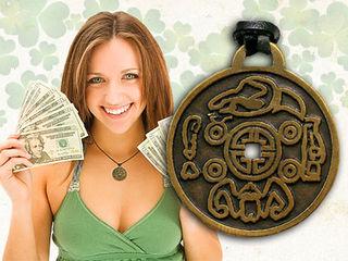 Знаменитый Money Amulet на удачу и богатство