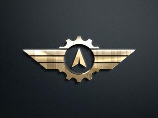 Создание логотипа, услуги графического дизайнера