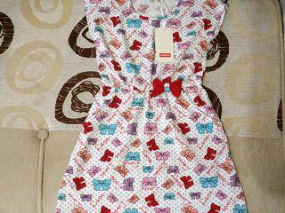 Фирменные детские вещи, платья на девочку, батнички на весну от 5-и до 7-и лет