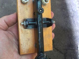 Советский ключ для азбуки морзе