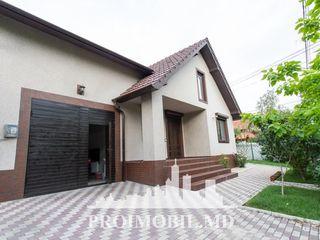 Com. Grătiești! casă 2 nivele, 3 camere cu living spațios, euroreparație! 160 mp + 3 ari!