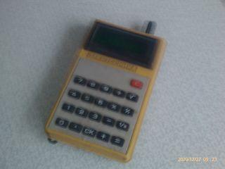 Микрокалькуляторы советские б. у. Для коллекции