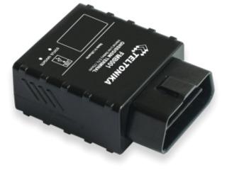 GPS трекер Teltonika OBD2 чтение данных с компьютера автомобиля
