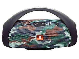 Boxă audio portabilă Booms Box mini E10, camuflaj/Livrare in toata Moldova!400 lei!!