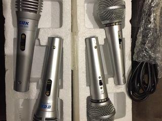 Микрофон BBK DM-998 для караоке