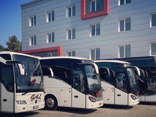 Oferim transport: Ucraina, Romania, Rusia, Polonia - plecări zilnice!