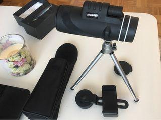 Cамые мощные монокуляры-подзортрубы-и для телефона запись и фото-не покупай в 2 раза дороже у других