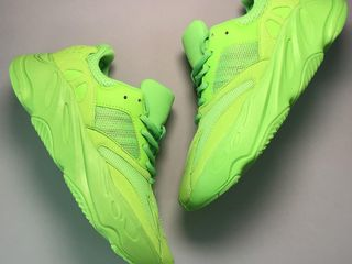 Adidas Yeezy Boost 700 Green Neon