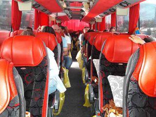 Autocar Chisinau-Paris