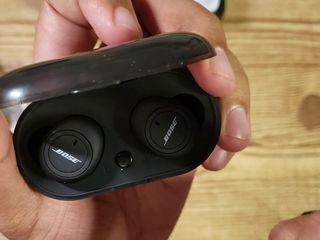 Беспроводные Наушники Bose Sound Sport Free Black.Отсутствие проводов. Полная свобода движения.