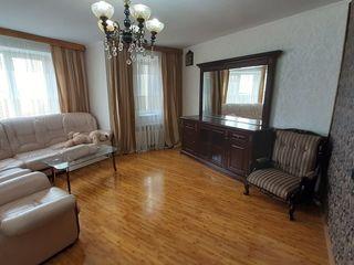 Riscani, Bd. Moscova, apartament spatios cu suprafata de 110 m2, euroreparatie, mobilat! 62 500 €